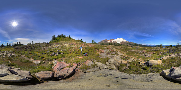 BillEdwards-Park Butte Tarns Pano-V1.jpg - equirectangular 360